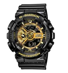 Casio G-Shock GA-110GB-1AER Herrenuhr Schwarz