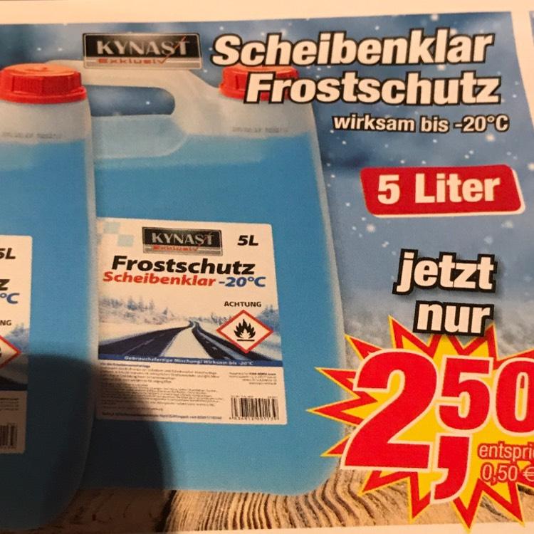 Frostschutz Hille Lokal