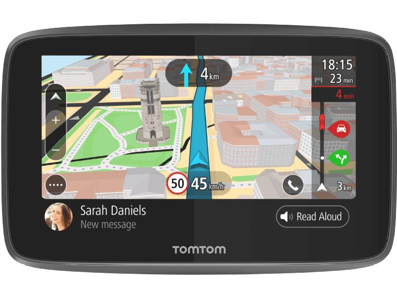 TOMTOM GO 5200 PKW Weltweit