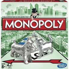 Hasbro Spiele reduziert: Monopoly Classic 12,99 €, Risiko 24,99 €, versandkostenfrei mit PayPal [Alternate]