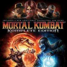 Mortal Kombat: Komplete Edition (Steam) für 98 Cent (CDKeys)