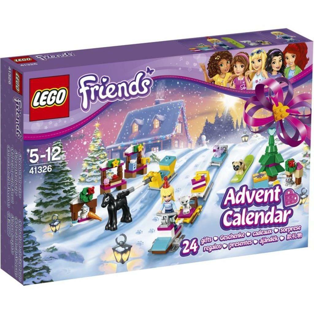 Lego Friends Adventskalender 41326 für 9,99€ bei Marktabholung Real