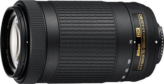 Sepzial Deal –Nikon Nikkor AF-P DX 70-300mm f4,5-6,3G ED inkl. Fracht für nur 129 EUR @ Tecedo.de