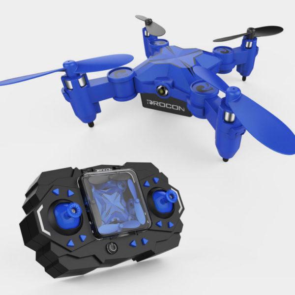 Drocon Scouter - faltbare Mini Drohne für 19,60€ - Bestseller aus den USA jetzt auch in DE
