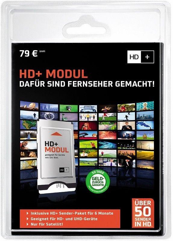 Ebay Plus WOW Angebote HD+ CI+ Modul inkl. HD+ Karte 6 Monate (Ultra-HDfähig) NEU&OVP v. Händler