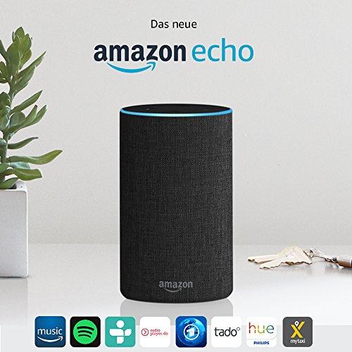 Das neue Amazon Echo von 99,99 € auf 79,99 €