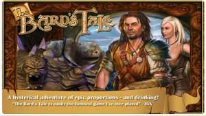 The Bard's Tale Apple iOS Remake inklusive Bard's Tale 1-3 (Update: Android 99 Cent!!)