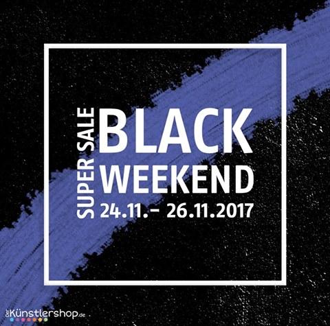 Künstlerbedarf Black Weekend-Sale: u.a. Copic-Marker zum Malen, Zeichnen