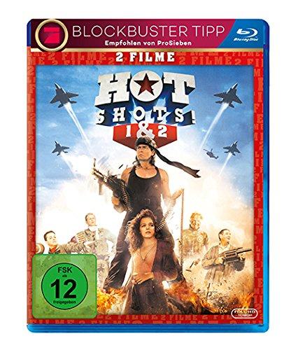 Hot Shots 1+2 [Blu-ray] Die Mutter aller Filme für 6,39 € > [amazon.de > Prime]