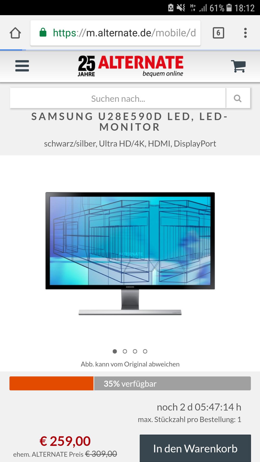 Samsung U28E590D 4k 1ms für ps4 pro geeignet