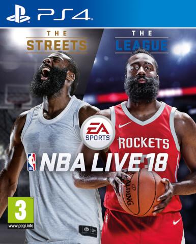 NBA Live 18 (PS4/Xbox One) für 21,99€ (Zavvi.fr)