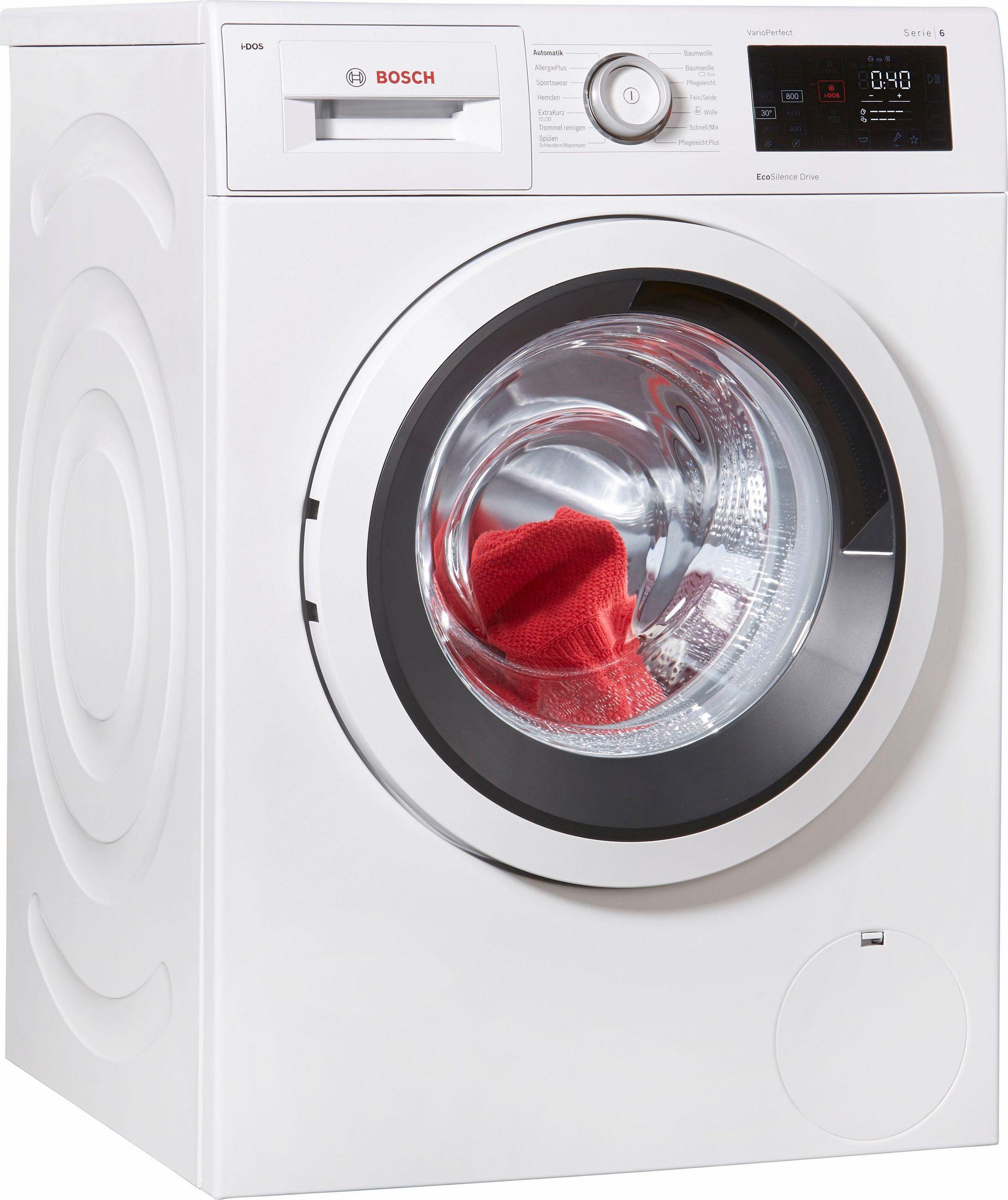 Bosch Waschmaschine mit i-Dos Dosierautomatik im Otto Black Friday Sale 584,95 inkl. Versand