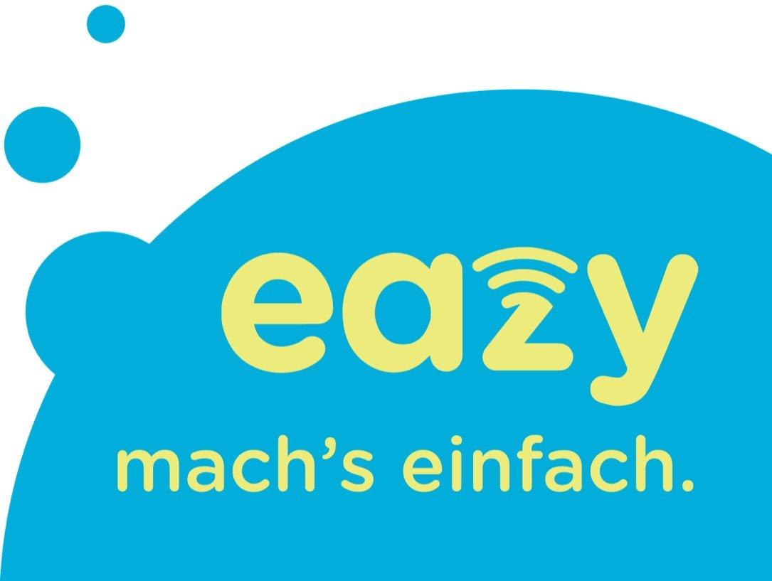 Günstigste 50 Mbit/s Internet-Flat von eazy.de ohne Drosselung für 16,99 €/mtl. mit 35 € Cashback!