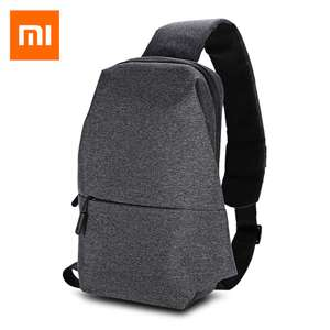 Original Xiaomi Sling Bag deep gray ab 6€ mit Germany Express