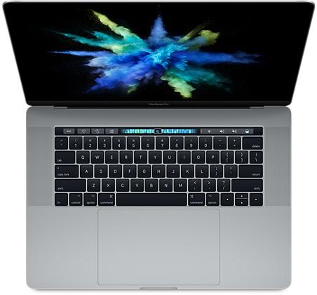 """Macbook Pro 15"""" 2017 mit 512GB und 4GB Grafikkarte"""