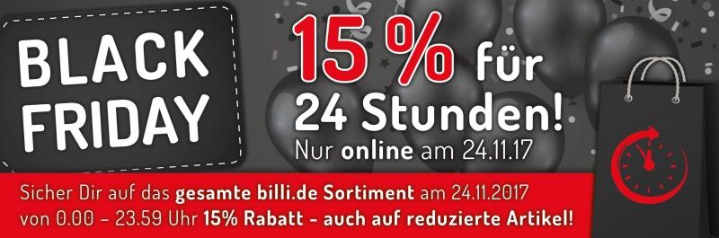 15% auf alle Möbel, Küchenhelfer & Deko