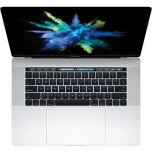 "NUR USA //// Apple 15.4"" MacBook Pro with Touch Bar (Late 2016, Silver)"