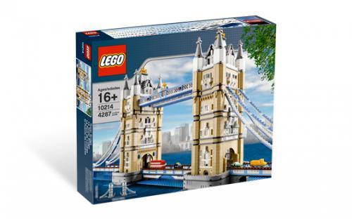 Lego Tower Bridge [10214] (Lego Todesstern 10188 - ausverkauft) bei Amazon.it