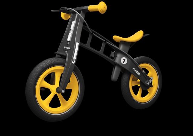 Laufrad FirstBIKE Kinderlaufrad  ~40% Rabatt auf idealo Vergleichspreise [firstbike.de]