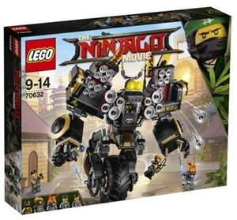 Vorankündigung das neue Lego Set 70632 Cole`s Donner Mech ab 27.11 Toys'R'Us