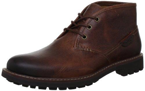 [Amazon] Clarks Montacute Duke Herren Kurzschaft Stiefel (braun, dunkelbraun oder schwarz)