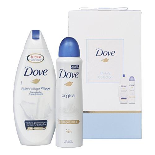 Dove Geschenkset Original Deo & Duschgel, 1er Pack