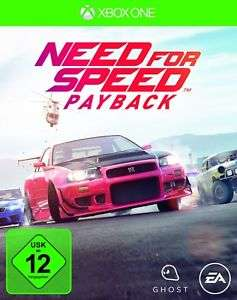 Need for Speed Payback (Xbox One oder PS4) [eBay plus]