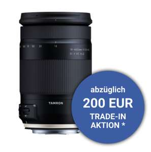 Tamron 18-400mm Sammelangebote Black Friday Tamron-Nikon-Sony