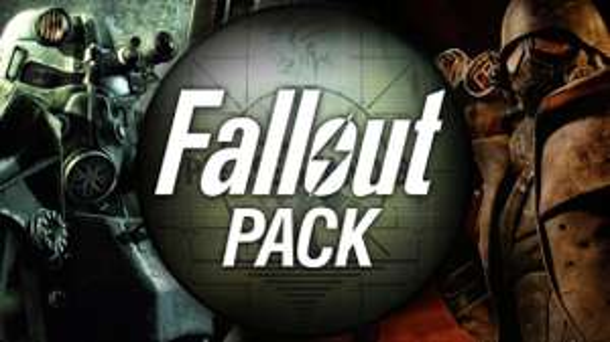 Fallout 3 & Fallout New Vegas Pack als Steam Key bei Fanatical (Ex-BundleStars)