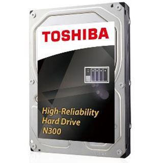 """6TB Toshiba N300 High-Reliability HDD 3,5"""""""