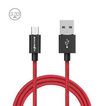 BlitzWolf BW-MC1 2.4A Micro USB Kabel (1m)