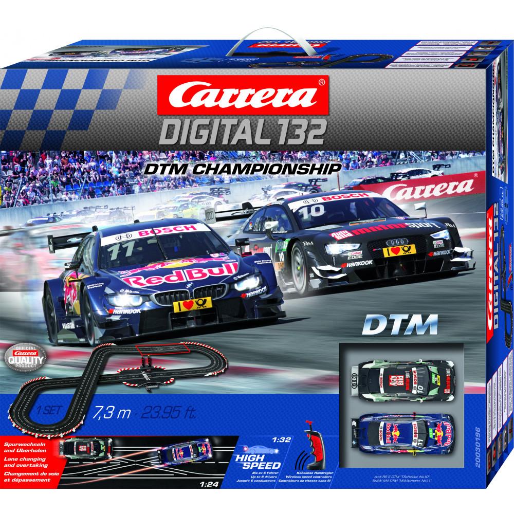 Carrera Digital 132 Championship DTM - schnell sein