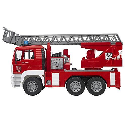 [Amazon Prime] Bruder MAN Feuerwehrauto für 19,99€ und Bruder SCANIA für 39,99