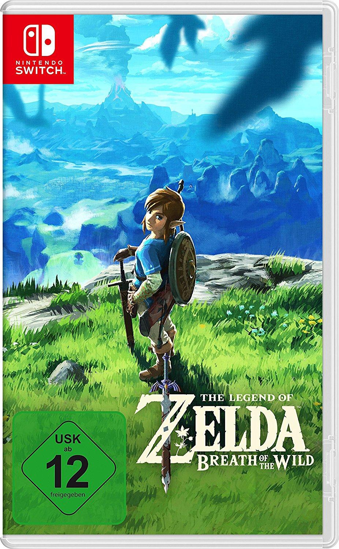(Ebay Plus) The Legend of Zelda: Breath of the Wild [Nintendo Switch]