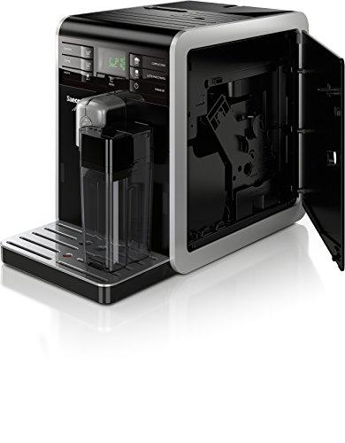 Saeco HD8769/01 Amazon Kaffeevollautomat (Keramikmahlwerk; 1,9L; 15 Bar)