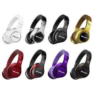 [ebay Plus] Bluedio U (UFO) Bluetooth Kopfhörer Wireless Headphones Over-Ear 3D Surround Ton
