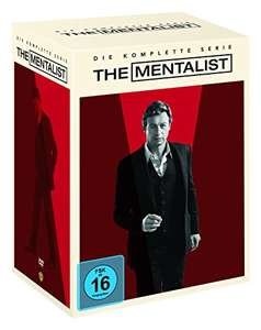 The Mentalist Komplettbox (exklusiv bei Amazon.de) [Limited Edition] + 1€ Amazon Video Gutschein