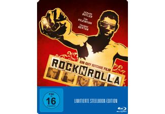RocknRolla Limitierte Steelbook-Edition (Blu-ray) für 6,99€ versandkostenfrei (Saturn)