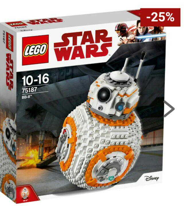 [Karstadt] Lego Star Wars 75187 BB-8, Black Friday, Cyber Monday