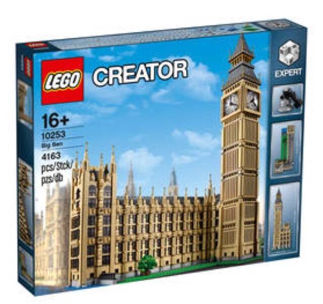 Lego 10253 Big Ben bei Galeria Kaufhof