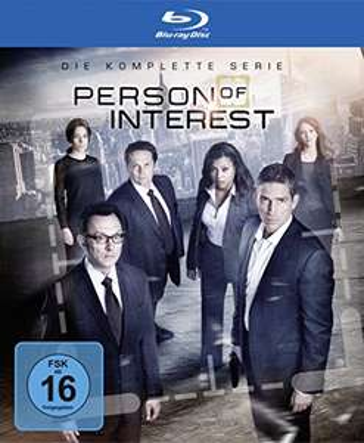 (Amazon.de Tagesangebot) Person of Interest Staffel 1-5 (exklusiv bei Amazon.de) [Blu-ray] [Limited Edition]