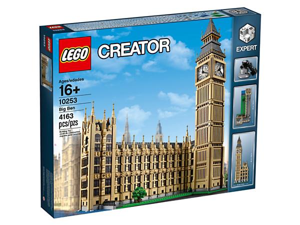 Lego Big Ben + Gratis Nussknacker