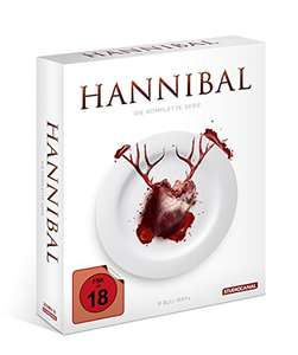 (Amazon.de Tagesangebot) Hannibal - Staffel 1-3 Gesamtedition [Blu-ray]