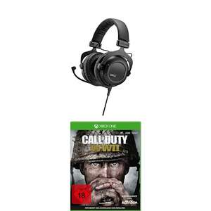 Beyerdynamic Custom Game interaktives Gaming Headset + CoDww2 xboxOne