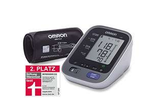 Omron M500 Oberarm-Blutdruckmessgerät 41,84€ [Amazon-Tagesdeal / Prime-Versand]