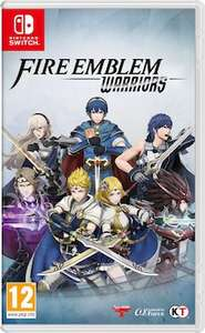 [Digitec.ch] Fire Emblem Warriors für 24,81