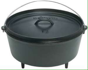 Lodge Deep Camp Dutch Oven 9,5l