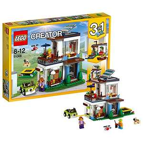 Lego Creator 31068 Modernes Zuhause als Blitzangebot bei Amazon (Prime)