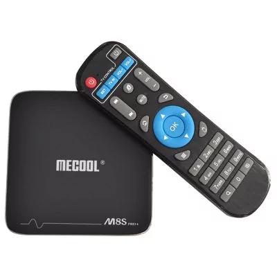 MECOOL M8S Pro+ TV Box Amlogic S905X Android 7.1  -  2GB RAM + 16GB ROM