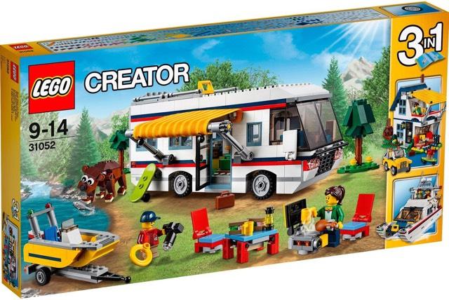 LEGO Creator Urlaubsreisen 31052  eBay Plus